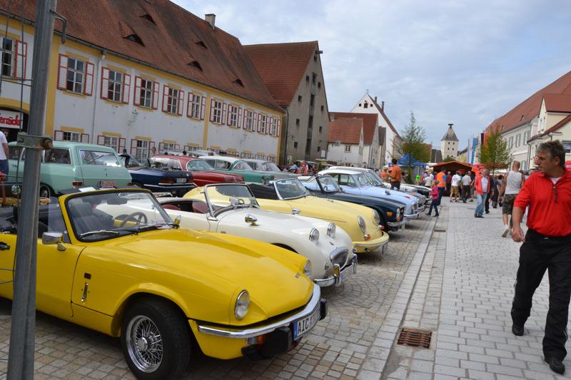 Marktplatz Pöttmes